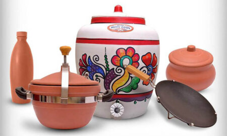Surprising Benefits of Earthen Cookware and Types of  Cookware Available