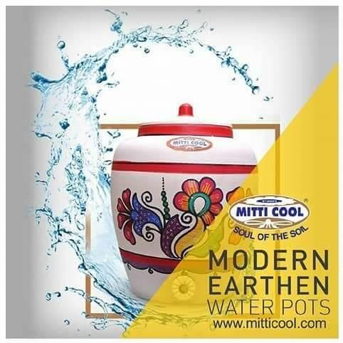 Clay-Water-Pot