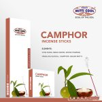 Incense stick camphor