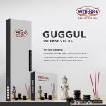 Incense stick guggul