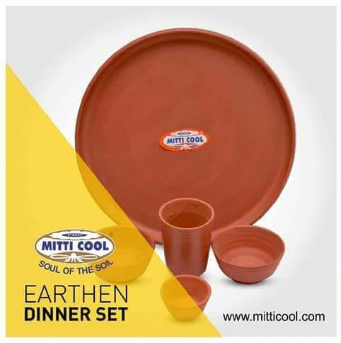 Mitticool-dinner-set
