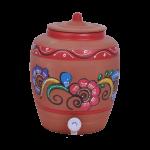 clay water pot matka 7 10