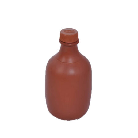 Earthen Clay Water Bottle