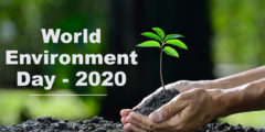 World Environment Day 2020 – A Call to Save the Mother Earth